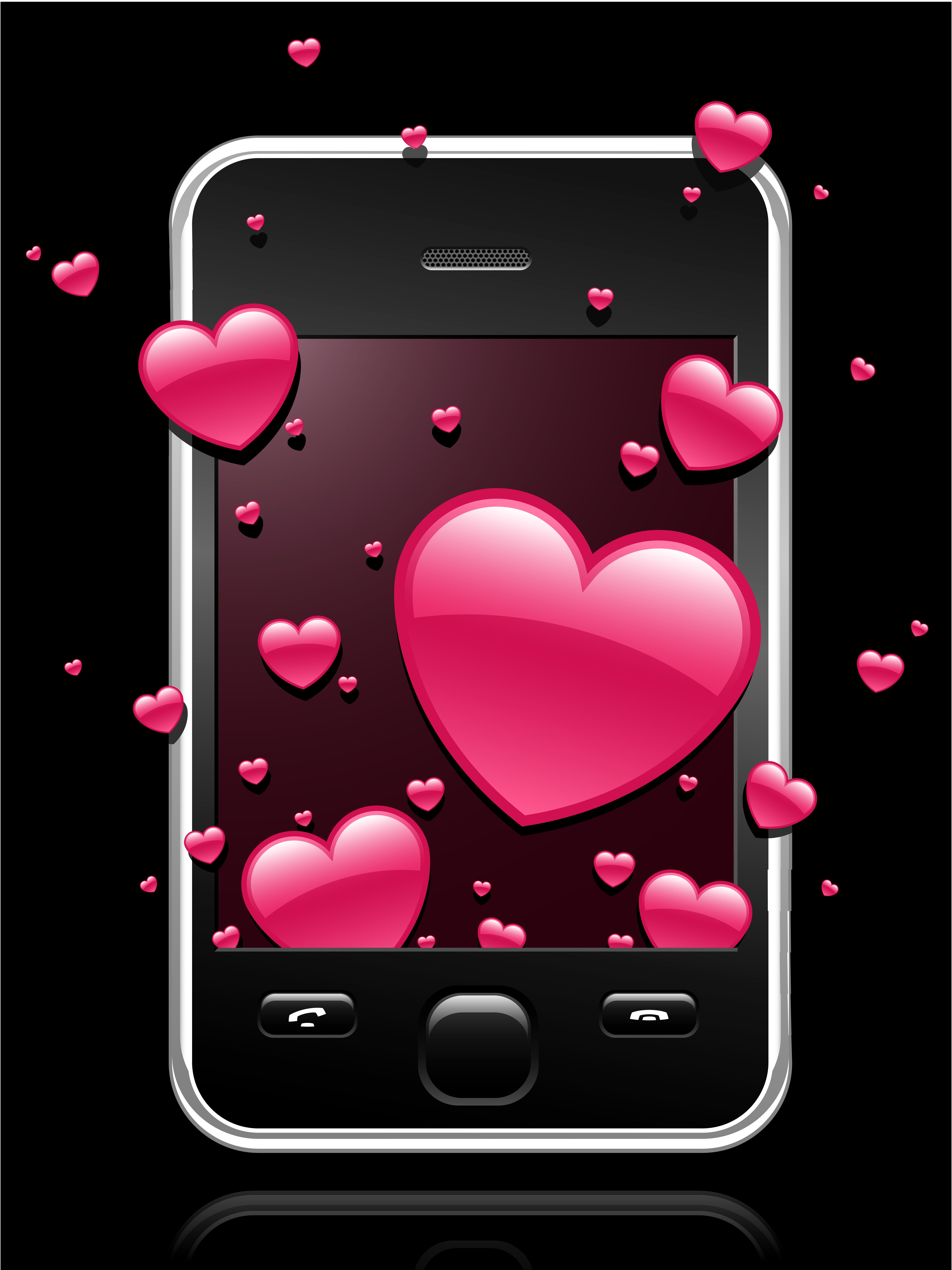 le téléphone de l'amour