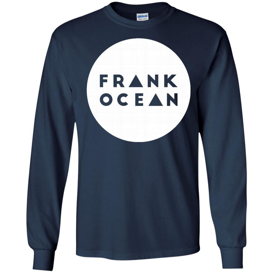 F Ocean T Shirt - funny frank boys ocean don t cry t shirt -01 G240 Gildan LS Ultra Cotton T-Shirt
