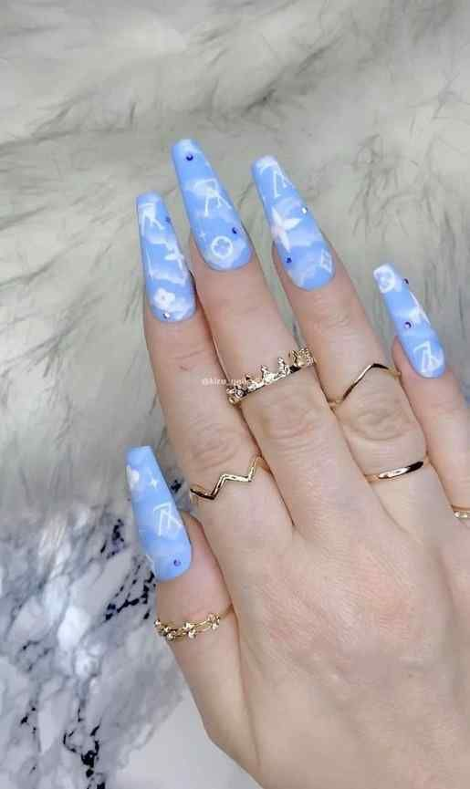 Cute Nail Ideas That You Must Love - Nail Art Ideas 2020
