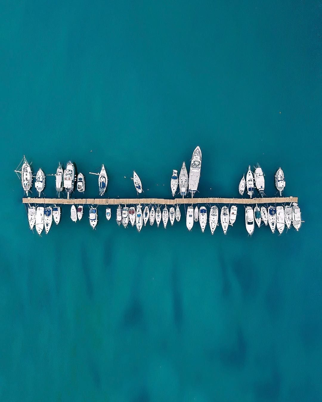 Stunning Symmetry and Patterns: Drone Photography by Costas Spathis # photography | Aerial photography drone, Aerial photography, Drone photography