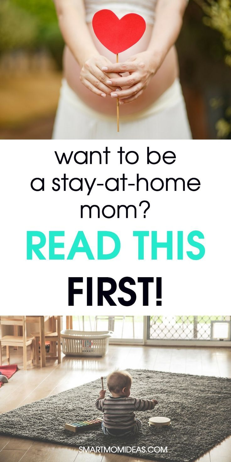 7 Tough Things I Learned After Being a Stay-at-Home Mom | Learning ...