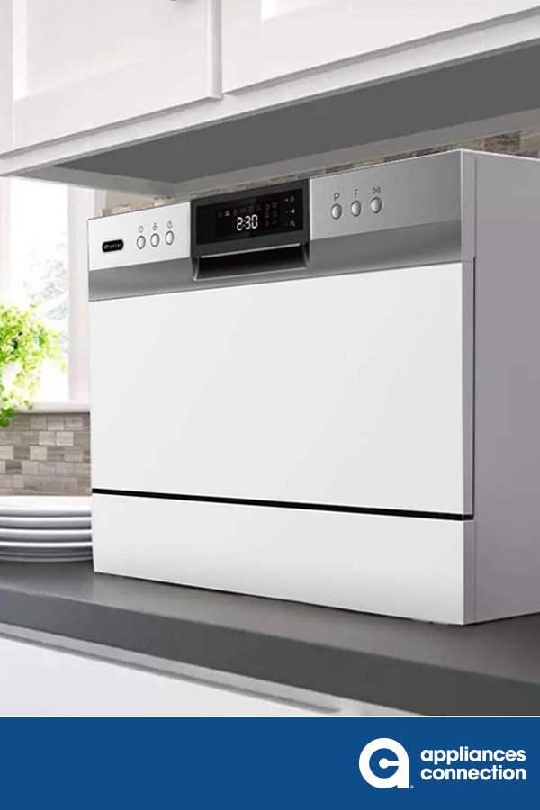 The Energy Star Qualified Countertop Dishwasher From Whynter Will