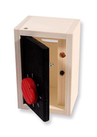 tresor holz bausatz kinder werkset bastelset ab 12 jahren baus tze und werksets f r kinder. Black Bedroom Furniture Sets. Home Design Ideas
