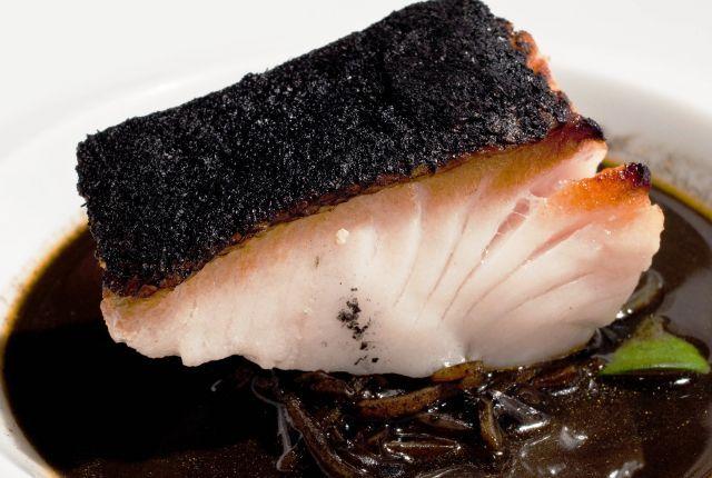 Italian Foods Near Me: Osteria Francescana Restaurant - Fish Dish