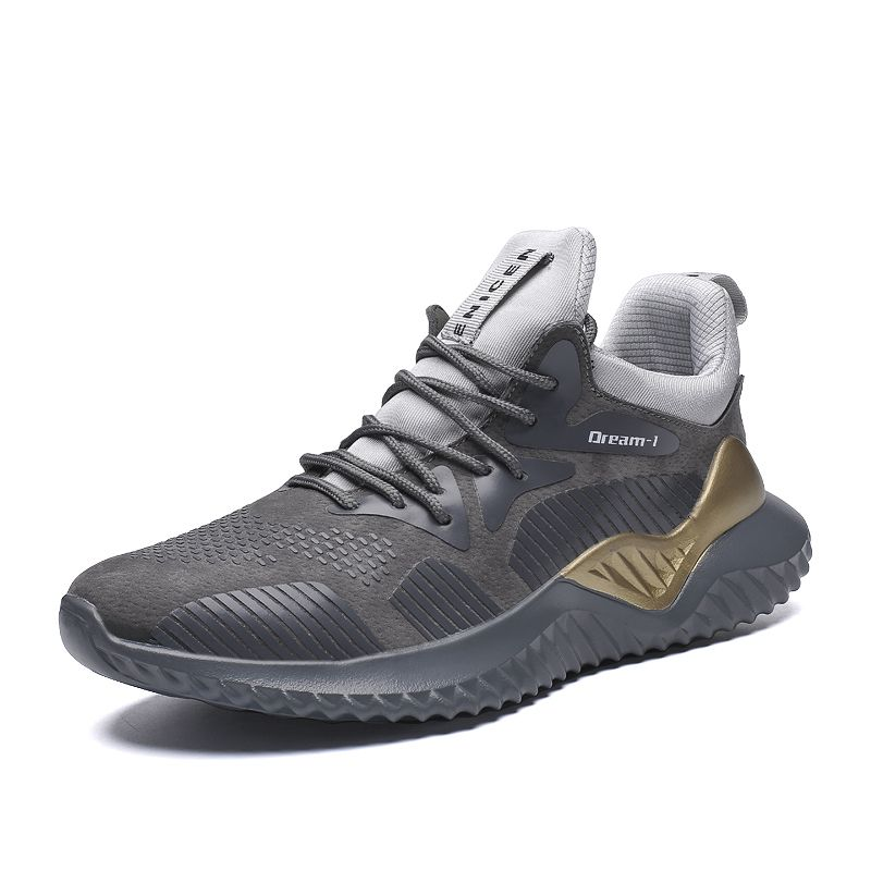 ba320c815ff SUROM Winter Men Sneakers Breathable Add Plush Warm Running Shoes  Comfortable Fashion Male Outdoor Sport Shoes zapatillas hombre