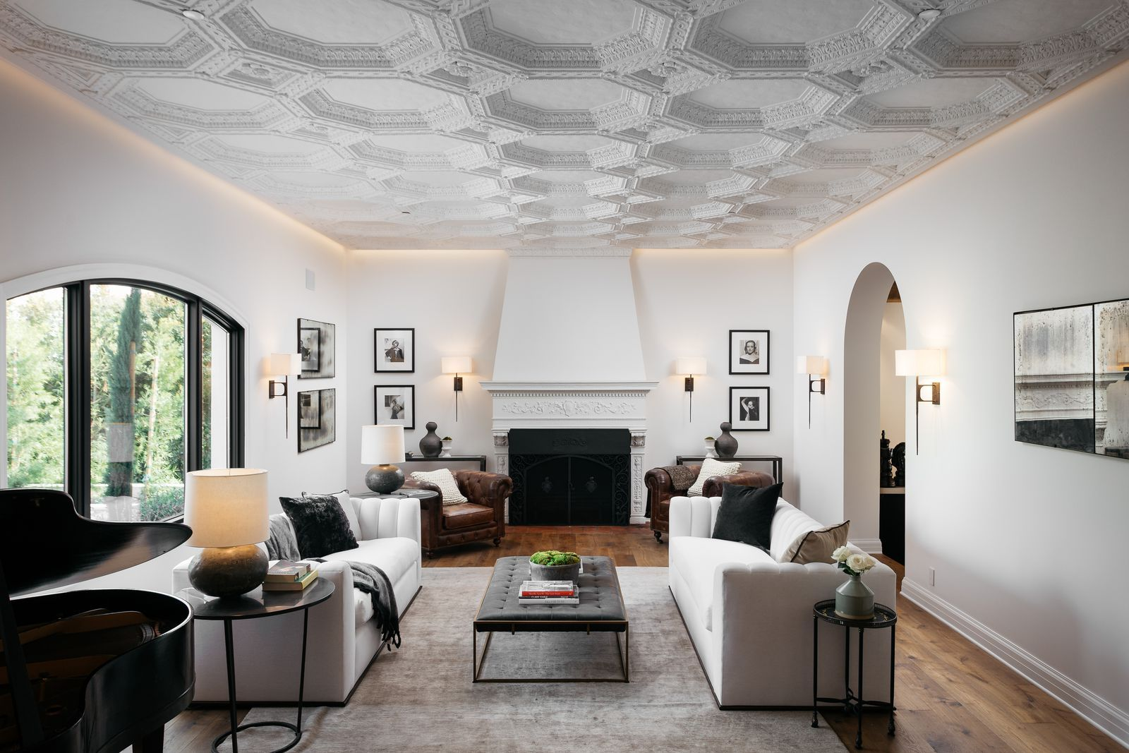 1930s Spanish-style in Los Feliz is glammed up for $8.5M | Spanish ...