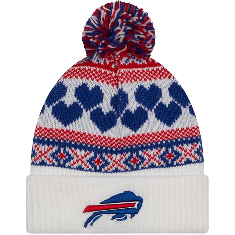 019dc1004e1dd Buffalo Bills Women s Knit Hat - Winter Cutie