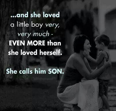For my two sons.