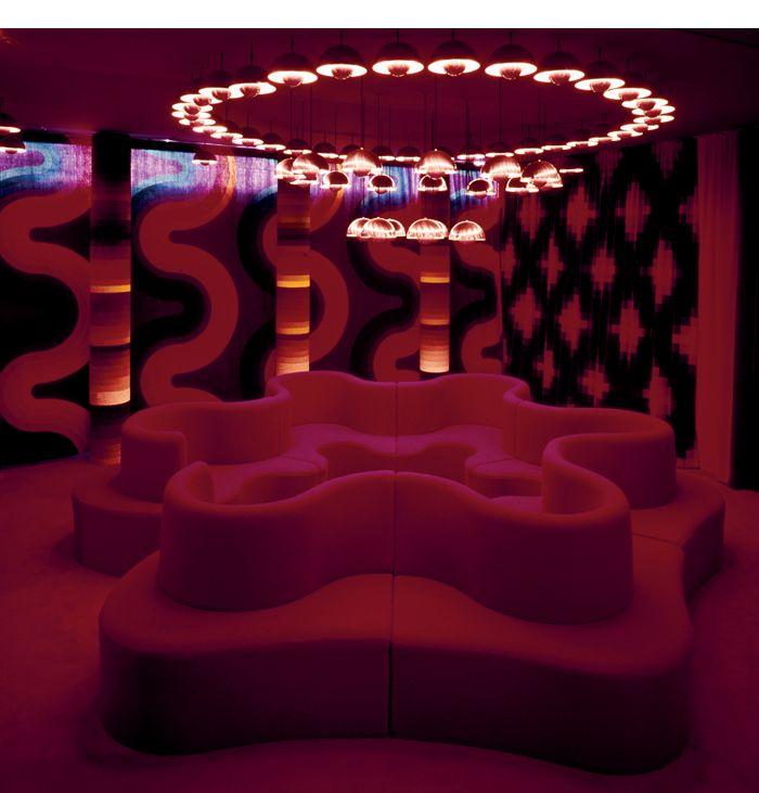 Danish Home Design Ideas: The Cloverleaf Was Created By Famed Danish Designer Verner