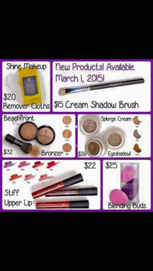 Host a free online party and get free Ycash and 1/2 priced items!  www.youniqueproducts.com/Larson