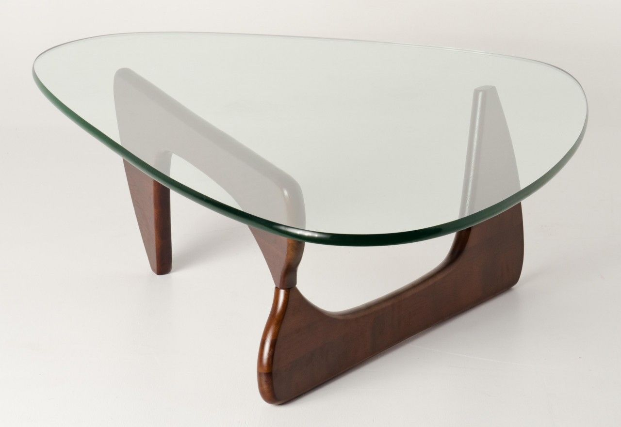 Premium Replica Noguchi Coffee Table American Light Walnut Or