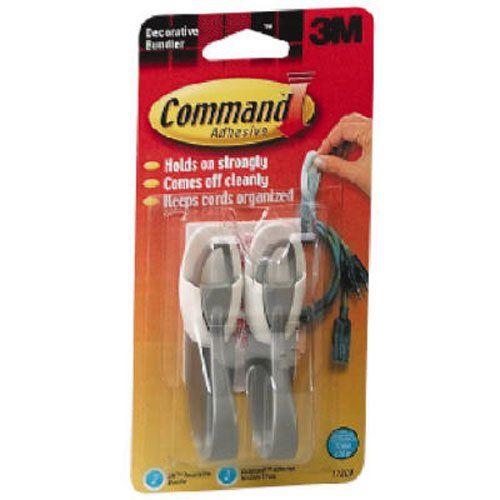 Command Cord Bundlers Cord Organizer 2-Bundlers 17304-ES