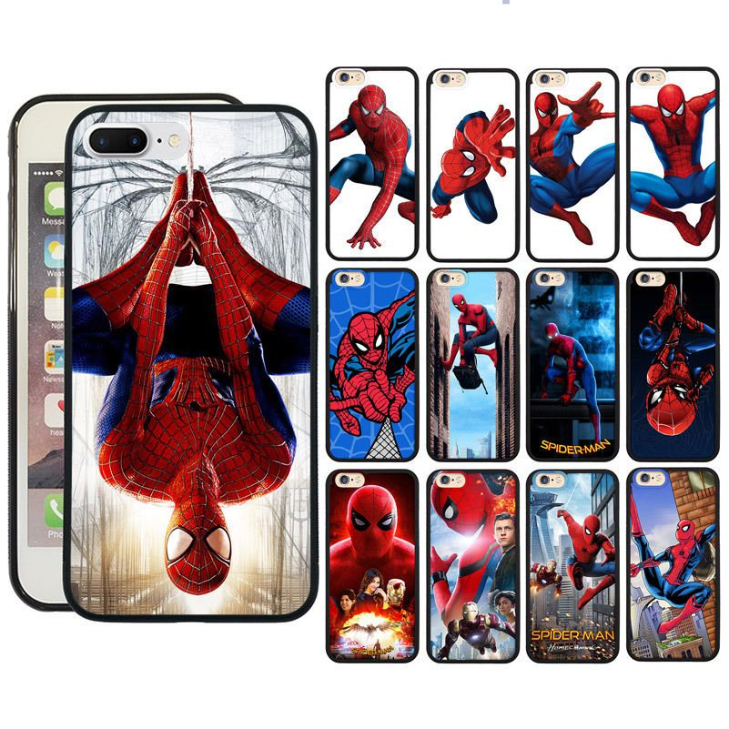 Details about Spiderman Phone Case Cover for