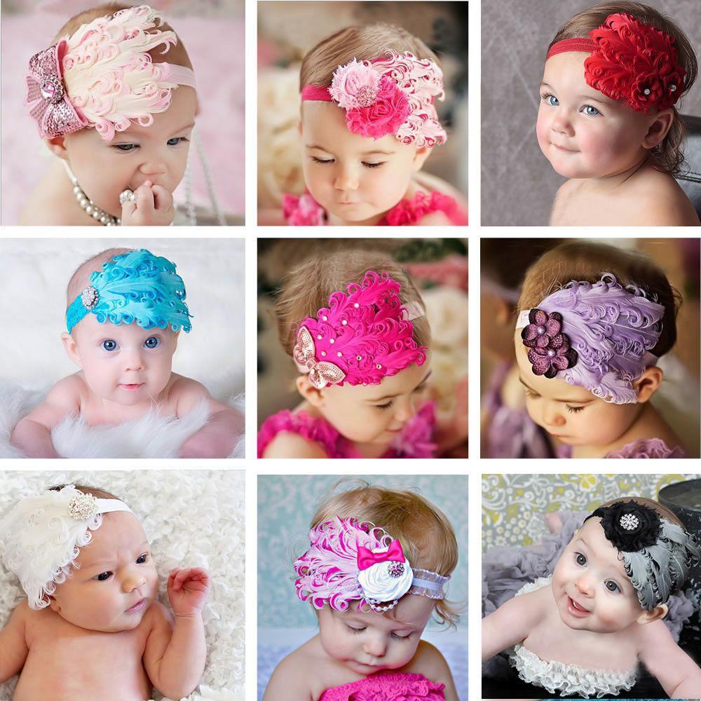 1pc Girls Headwear Toddler Headband Infant Children Baby Hair Accessories