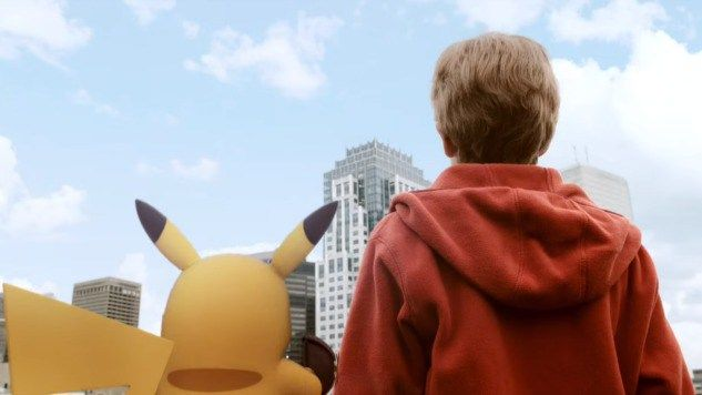 A Live-Action Pokémon Film is Officially Happening, Production Beginning Next Year