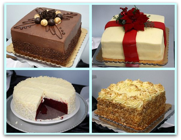Some Of Our Cake Designs We Did This Year Sam S Club Bakery Once