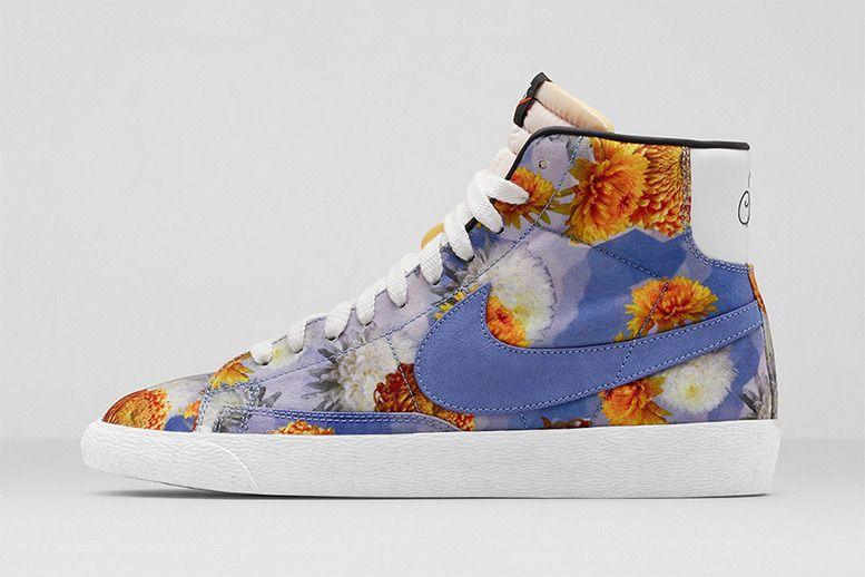 Nike Blazer World Tour Floral Pack