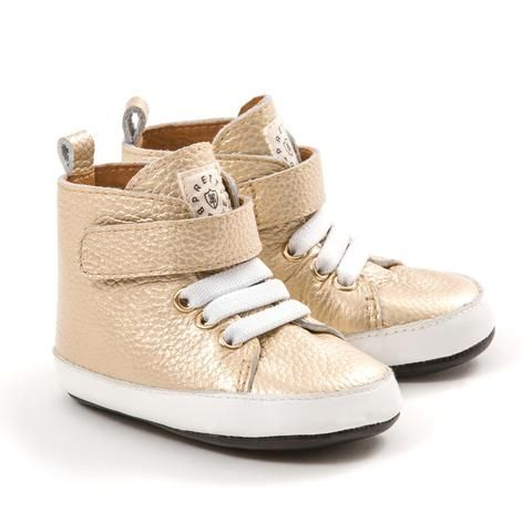 Goldi Hi-Top by Pretty Brave