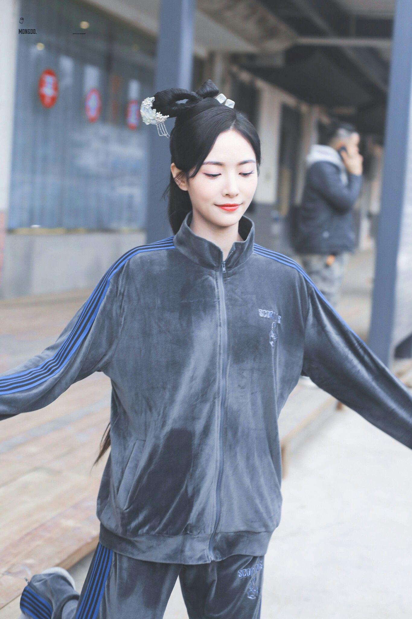 Hứa Giai Kỳ 许佳琪 20191125「 Như Ý Phương Phi 」#xujiaqi # ...