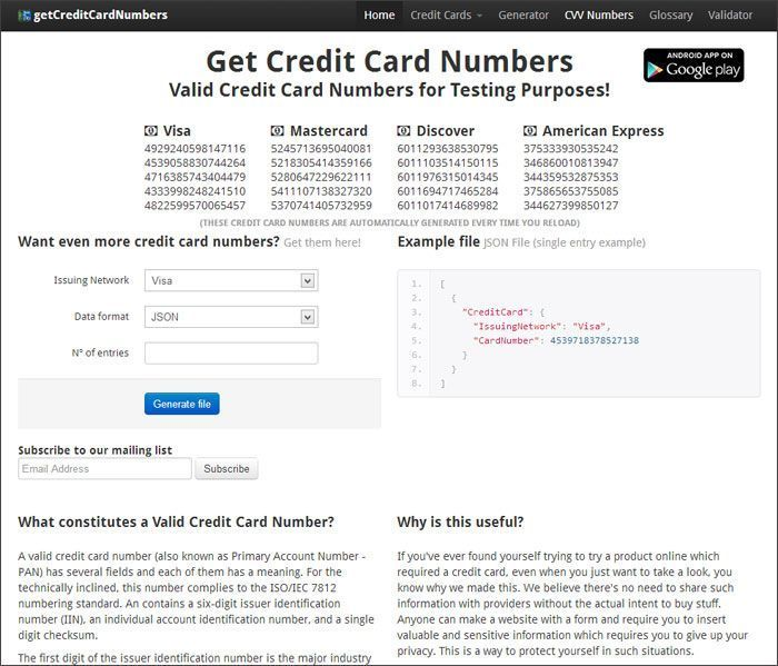 Credit Card Hacks #kreditkarte Credit Card Numbers Em 2020