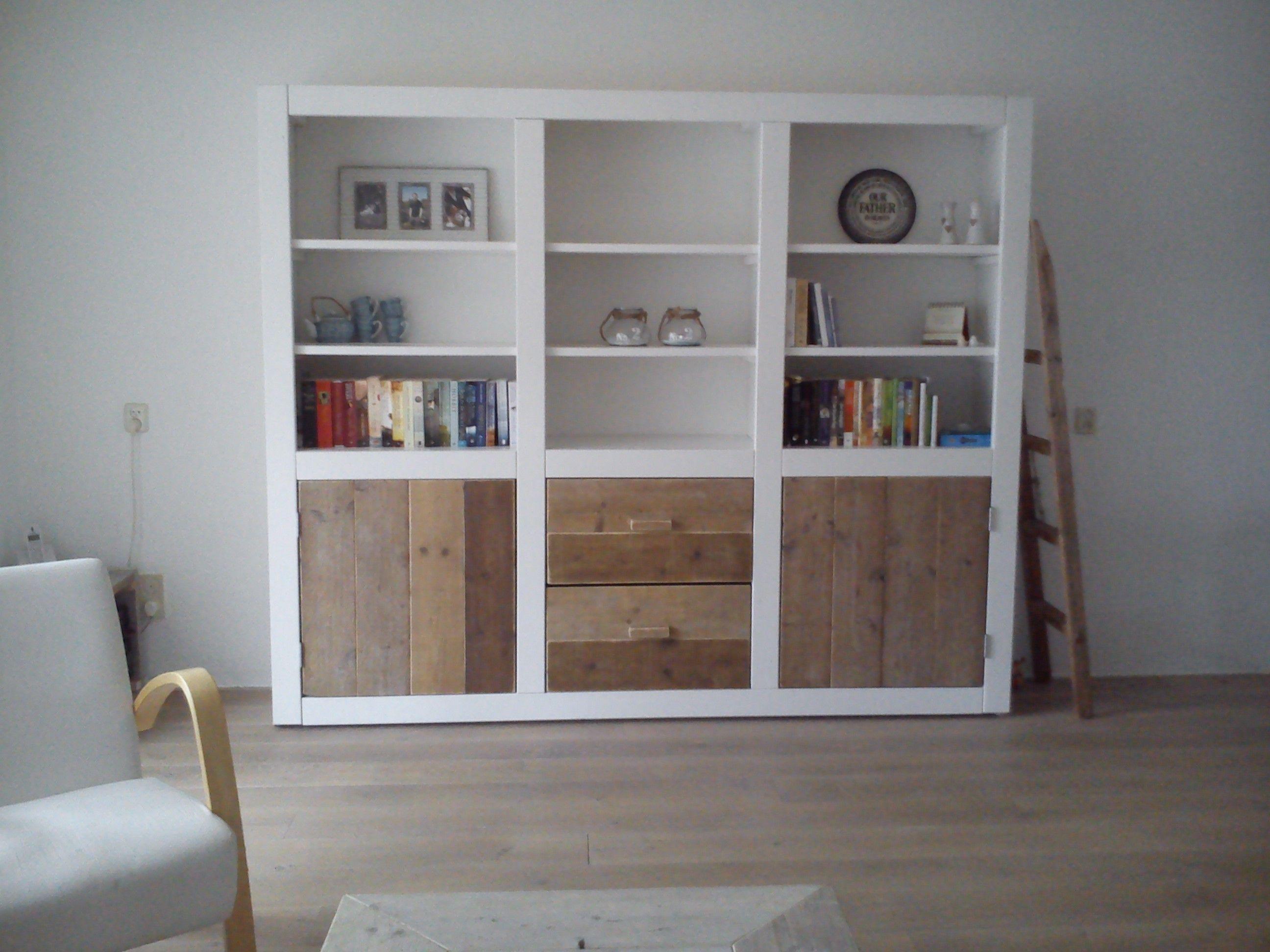 Wandkast Delden - Wandkasten - Woonkamer   Wandkast   Pinterest   House