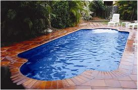 Backyard Pool Patio Pools In Ground Pools Swimming Pools Leisure Pools Water Care Pool Desi Pool House