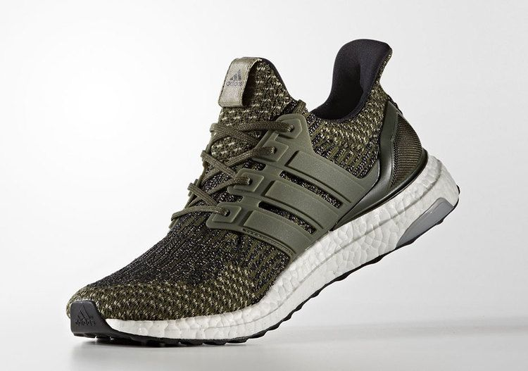d1ecab43d77 Ultra Boost 3.0  Trace Cargo  - Adidas - BA7748 - Trace Cargo Core  Black-Footwear White