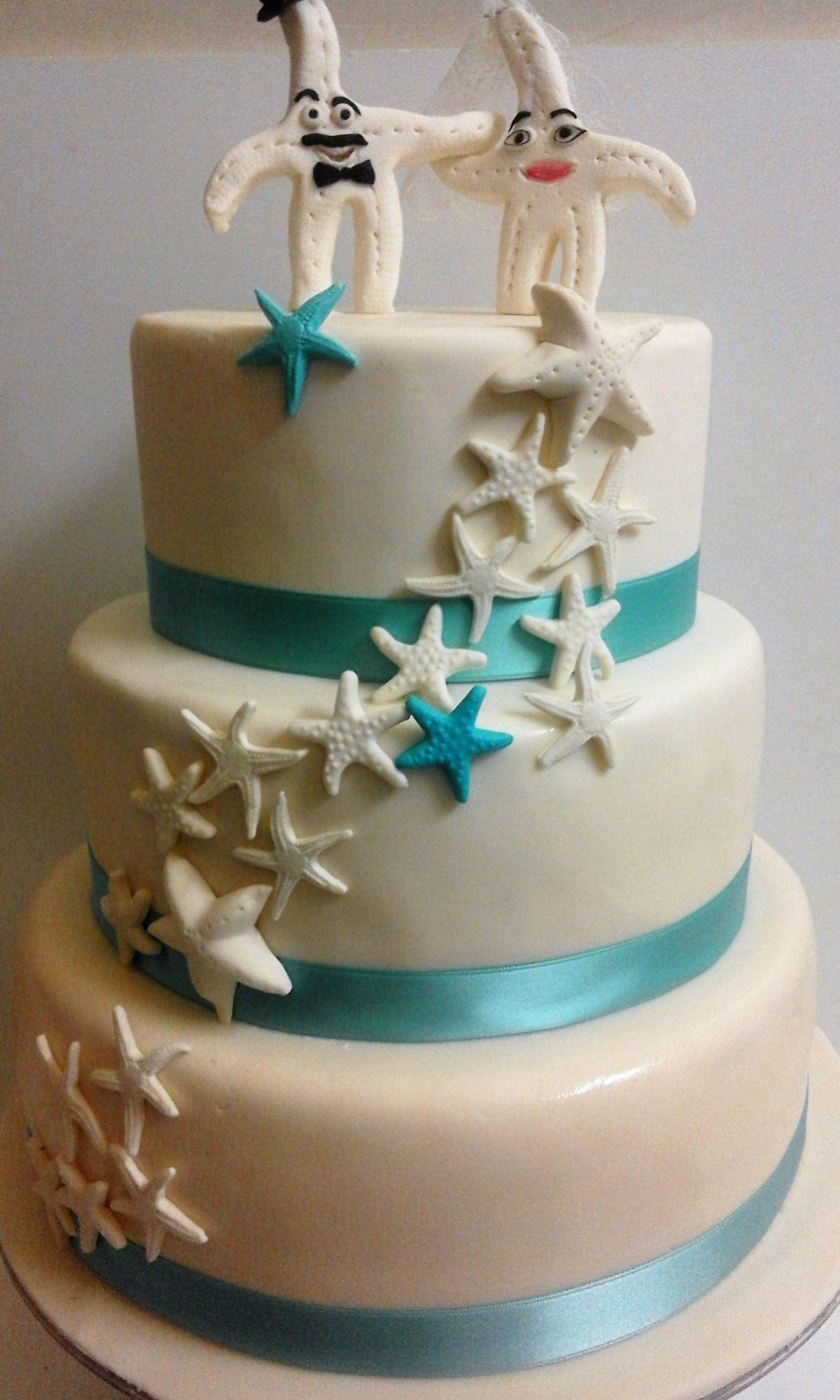 wedding cake for  Johanna & Sabino