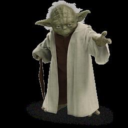Star Wars Yoda Icon Png Clipart Image Iconbug Com Star Wars Characters Star Wars Yoda Star Wars Art