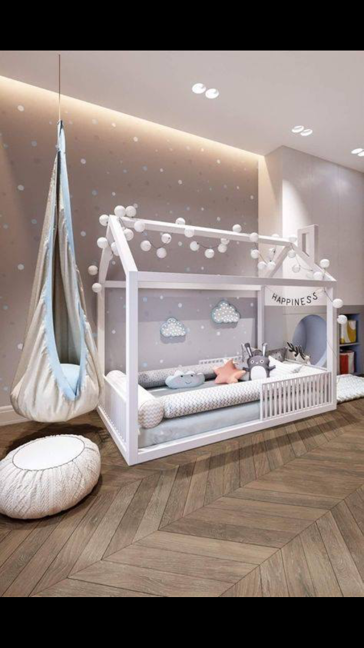Pin By Destiny Fuller On My Dream Home Toddler Bedroom Sets Cozy Baby Room Toddler Bed Frame
