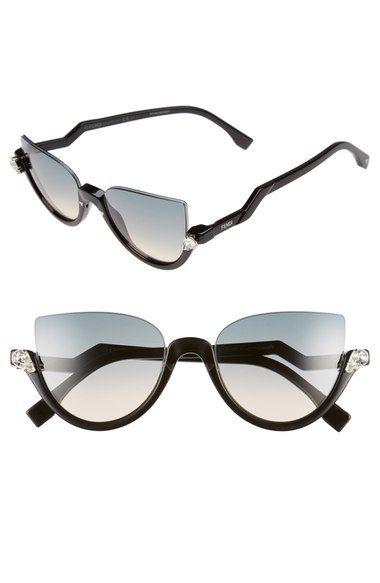 624efda4cd6 FENDI 52mm Sunglasses.  fendi