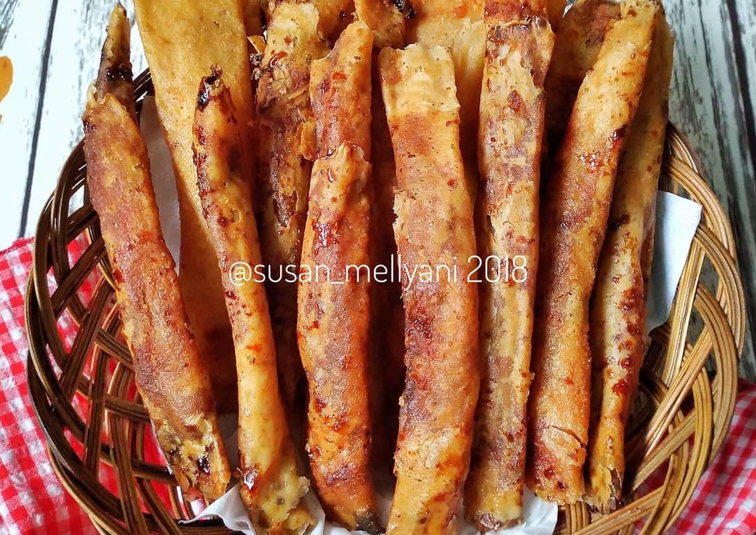 Resep Piscok Krispy Oleh Susan Mellyani Resep Resep Makanan Makanan Resep