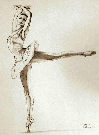 ballerina suku puoli video