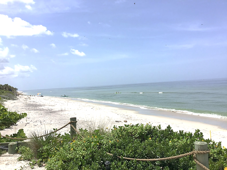 The beach to our north on Manasota Key! (With images ...