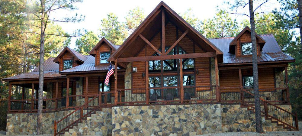 Livin Large Beavers Bend Creative Escapes Fun Cabin