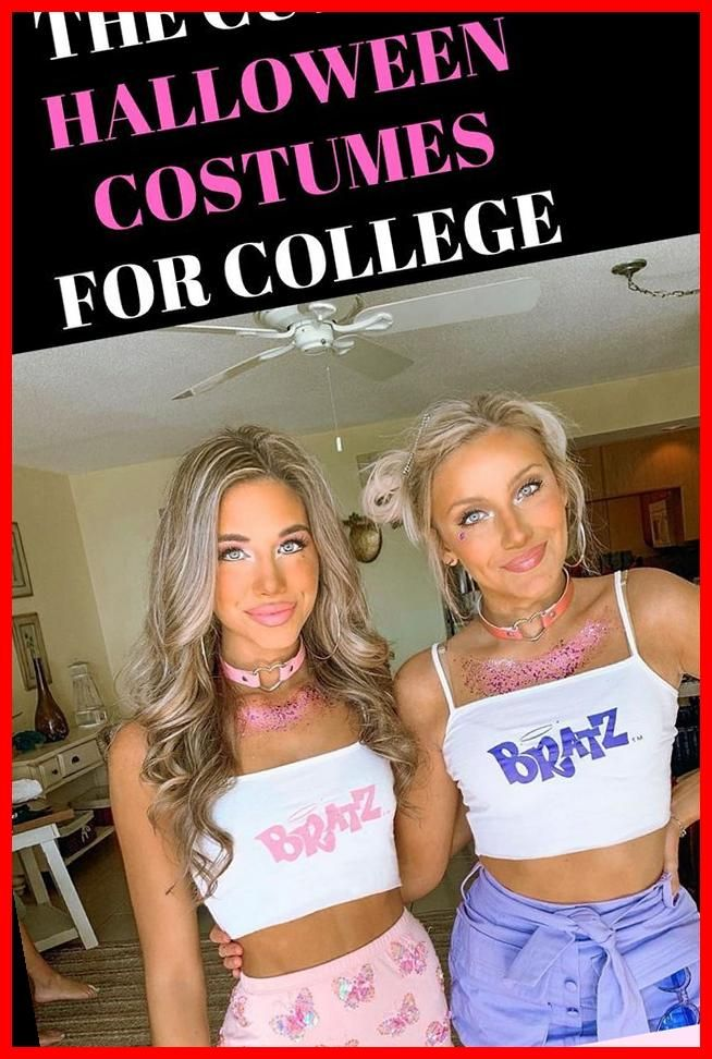 15 Hot AF Halloween Costumes for College Students 32+ | College Halloween Costume Ideas Parties