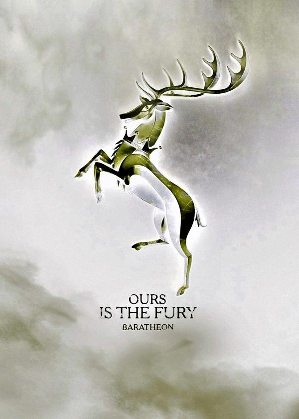 Game Of Thrones Metallic House Sigils Displate Posters