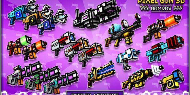 pixel gun 3d gameplay free