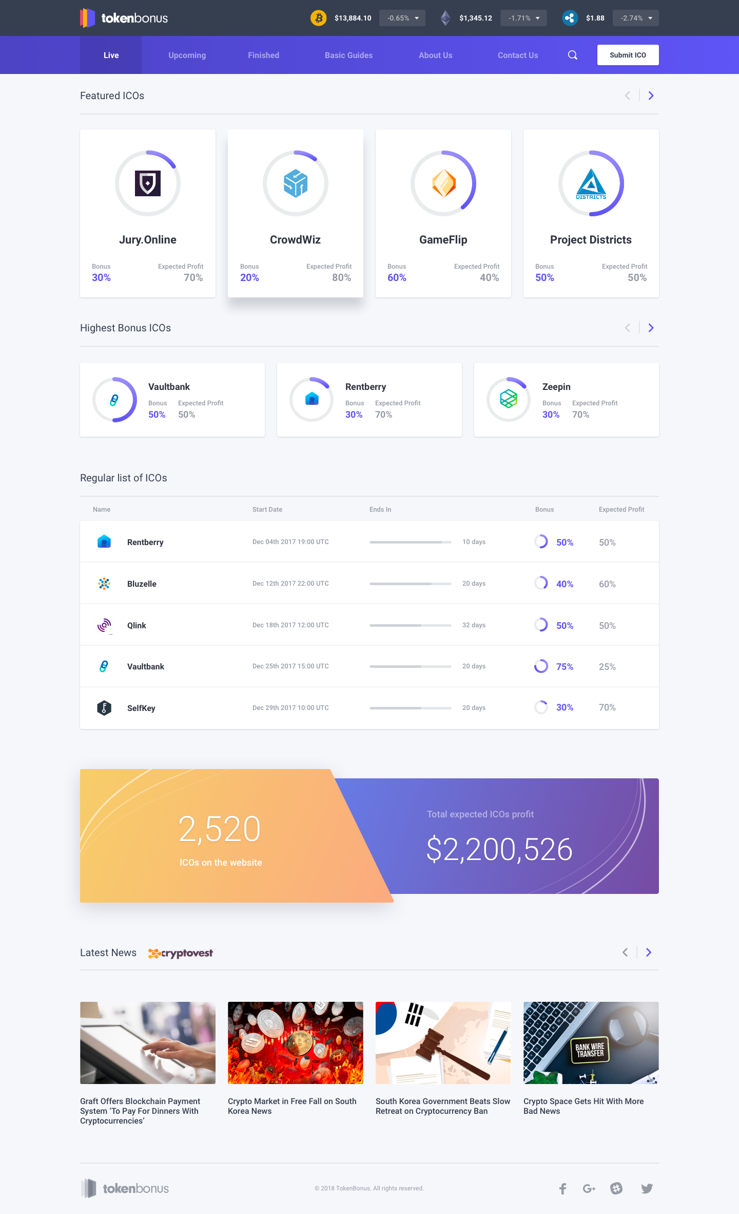 01 Homepage Live V2 Web Design Learn Web Design Dashboard Design Template