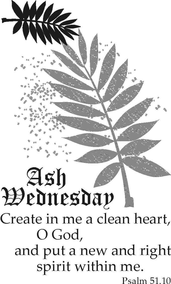 Ash20wednesday20clipart Ash Wednesday Prayer Wednesday Prayer Ash Wednesday