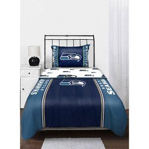 NFL Seahawks Anthem Twin/Full Bedding Comforter