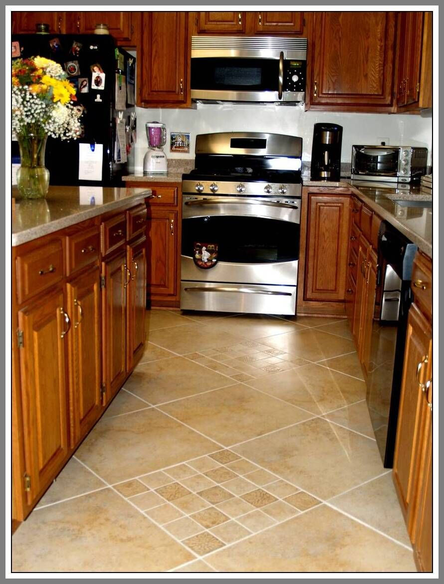30 Kitchen Floor Tile Ideas Best Of Remodeling Kitchen Tiles In Modern Retro And Vintage Style Contemporary Kitchen Kitchen Models Kitchen Interior