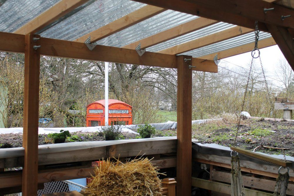 Amazing Roof Deck Ideas (With images) Pergola with roof