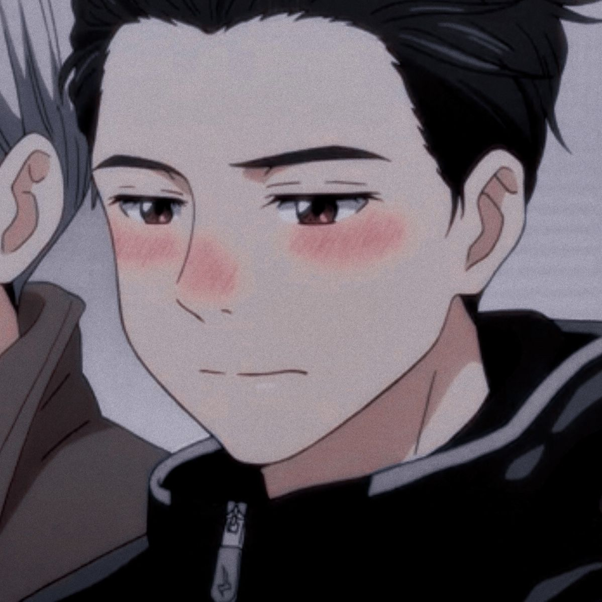 𝑦𝑢𝑟𝑖 𝑘𝑎𝑡𝑠𝑢𝑘𝑖 𝙞𝙘𝙤𝙣 Yuri Katsuki Yuri On Ice Aesthetic Anime