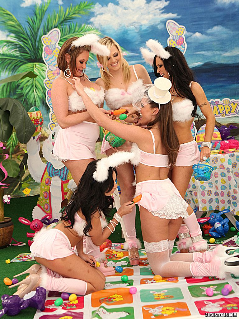 Sexy Lesbian Party