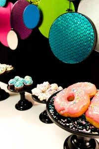 Cosplay Party Dessert Bar- See More Cosplay Party Ideas At B. Lovely Events