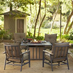 Santa Ana Collection Motion Club Chair | Seating U0026 Lounge | Patio Furniture  | Outdoor Living