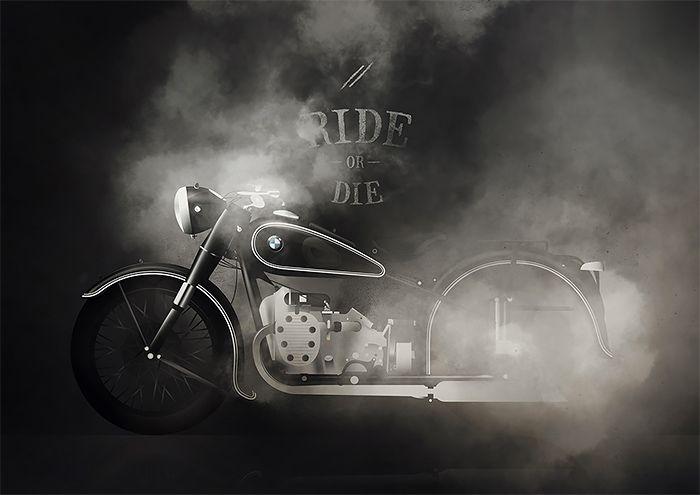 Drive Like a Gentleman by Seventy Two Studio   Inspiration Grid   Design…