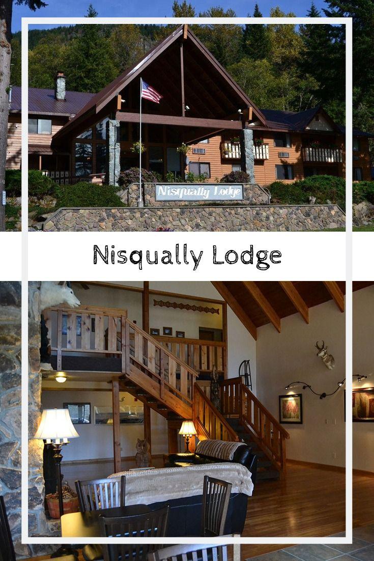 Nisqually Lodge near Mount Rainier Lodge, Rustic inn