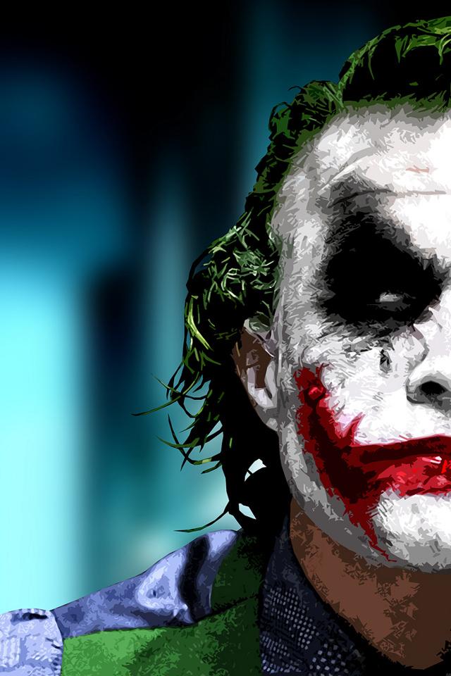 The Joker Iphone Hd Wallpapers Batman Joker Wallpapers Joker